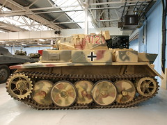 Panzer II Ausf. L (Megashorts) Tags: uk museum war tank military olympus vehicles german dorset ww2 vehicle inside e3 fighting armour zuiko 2009 axis tankmuseum panzer bovington zd 1454mm bovingtontankmuseum panzerii fl14 bovingtonmuseum