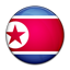 Flag of North Korea PNG Icon