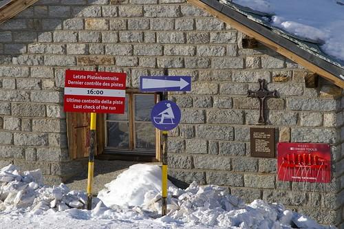 這裡可以玩雪橇喔!