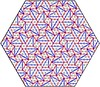Triangle Tess Pattern 1: Cp