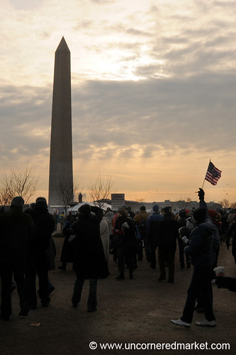 Early Morning on Inauguration Day