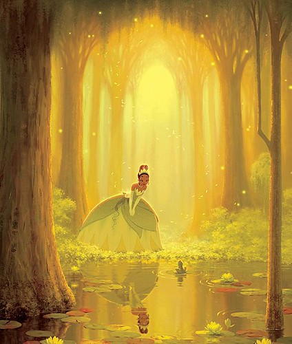 princess and the frog tiana. The Princess and the Frog(New