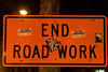 End Road Work: The Root of All Evil? WASHINGTON, DC. Not