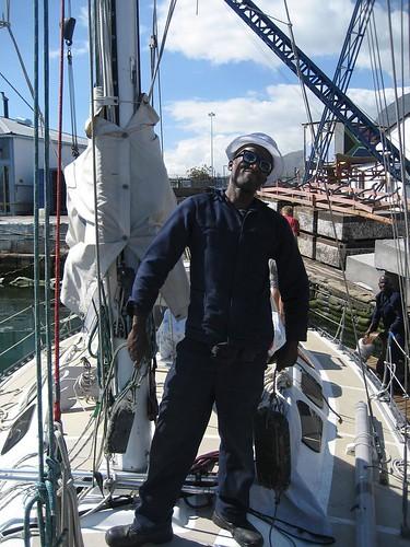 Jerome the sailor man