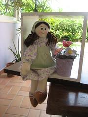 031 (Silvia Sartório) Tags: bonecas à handmade mão bonecadepano feito clothdoll