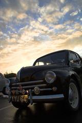 Renault (Bill Wyatt) Tags: cloudscapes