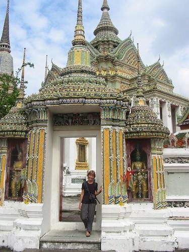 Diversiteit van de verschillende tempels