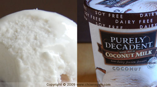 Purely Decadent Coconut Milk Ice Cream Review
