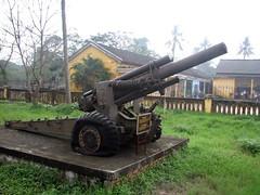 Artililery in Hue