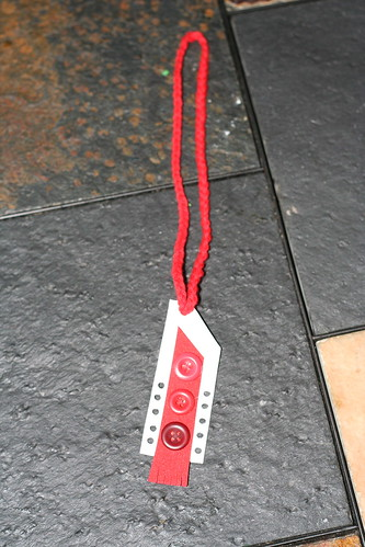 Martenica ( Pendant or bookmark)