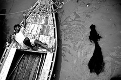 siesta sul Gange