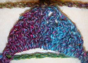 Jacob's Ladder Scarf 5