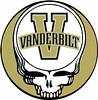 Grateful Dead Steal Your Face - Vanderbilt University design