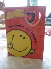 Valentine's Card for girls