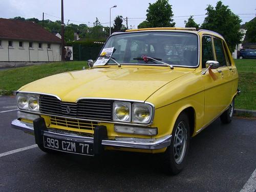 1973 Renault 16 Tx. Renault 16TX