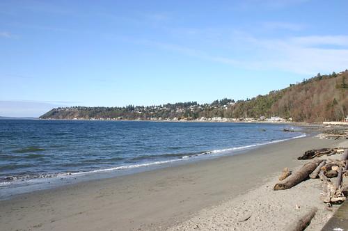Photo of Seahurst Park in Burien, Washington