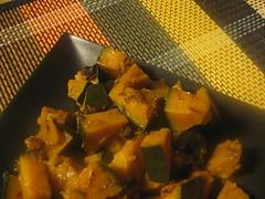 Zucca all'Azafran Canario (iozingiber) Tags: ricette