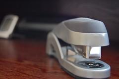 Stapler (Steven Finlay) Tags: home nikon desk tripod stapler d40 nikon1855mm nikond40