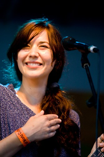 Lisa Hannigan, Live at the Festival of World Cultures