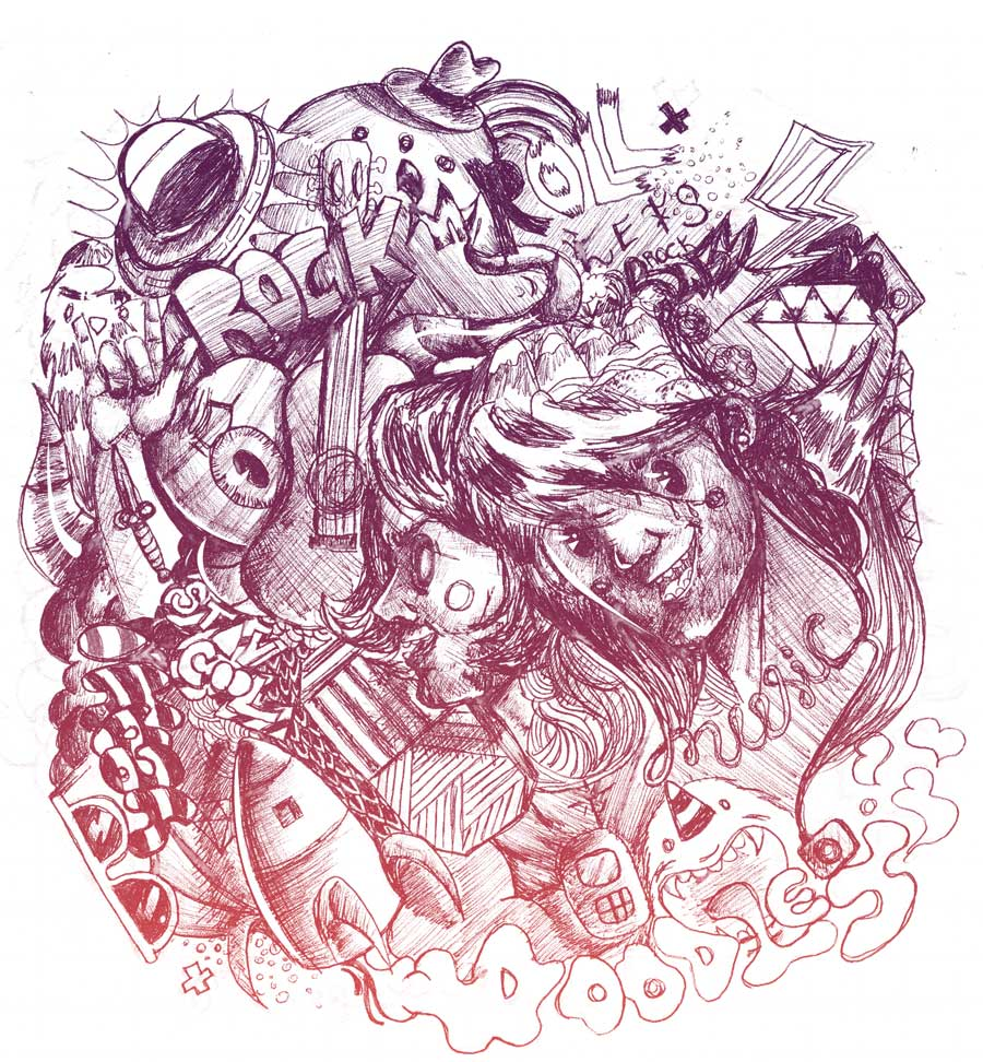 DMS: Doodle arts