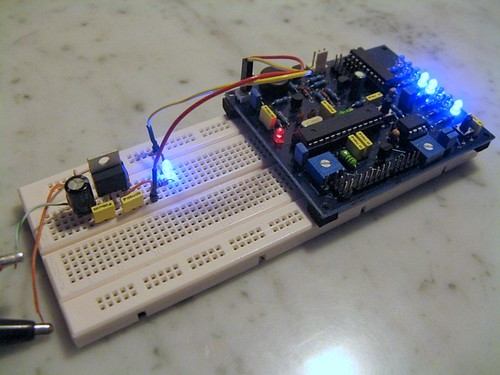 Powering you Microcontroller's Base Project (4)