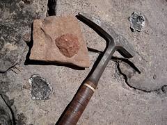 2009/365/109 Cracking Rocks