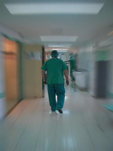 La soledad del anestesista