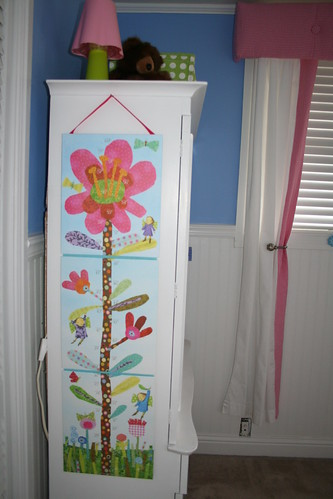 GROWTH CHART FROM LAND OF NOD
