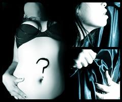 Orgasm (Rubikmind) Tags: sex azul orgasmo duda interrogacion