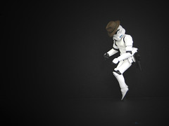 Billie Jean (slidercleo) Tags: toy inmemory actionfigure starwars stormtrooper michaeljackson billiejean ontoes tk027 19582009