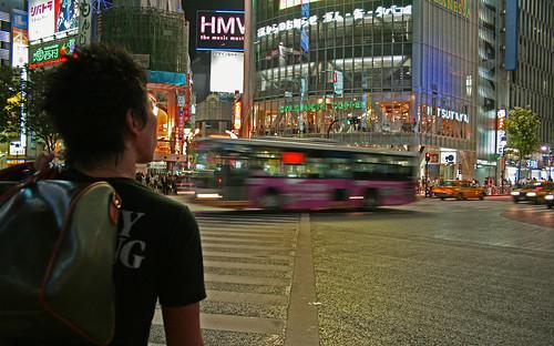 Lost in Translation Too ? Shibuya Crossing Tokyo