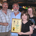 Presentation of Norfolk Pub of the year 2009