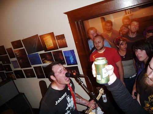 Anchor Down 3 at the Barnhouse  7-8-09