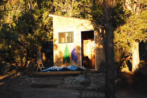 little cabin my honey built