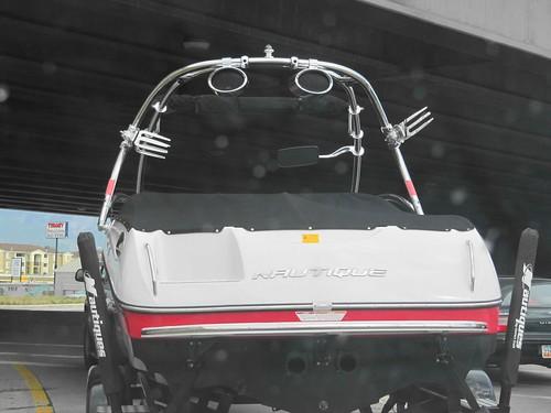 boat robot