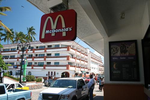 McDonalds Shelter - Puerto Vallarta
