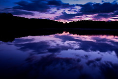 Vyplatil lake (StafbulCZ) Tags: sunset sky lake canon reflections pond gettyimages tamron1750f28 canoneos40d stafbulcz vyplatil jaroslavvondracek