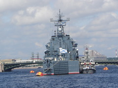 Russian Navy Day 2009