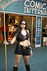 IMGP5114 (dammit_jill) Tags: comic cosplay joker comiccon con huntress harleyquinn sdcc gpw justpentax comiccon09