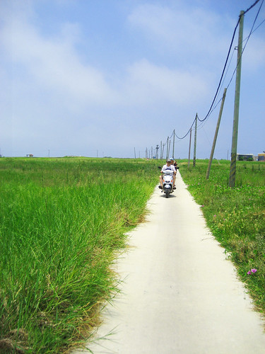 Jibei Scooter Trails