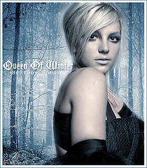 Britney Spears - Queen Of Winter ( alineShameless ) Tags: winter baby snow me one for amy time you spears circus queen gimme more if seek piece blackout britney radar slave womanizer