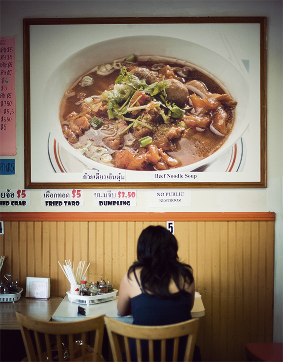Thaitown Noodles, Thai Town Los Angeles