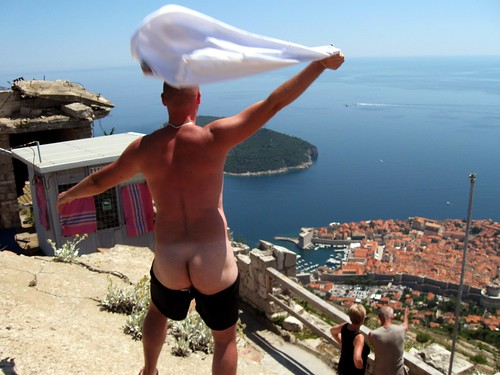 Pozadina pred Dubrovnikom