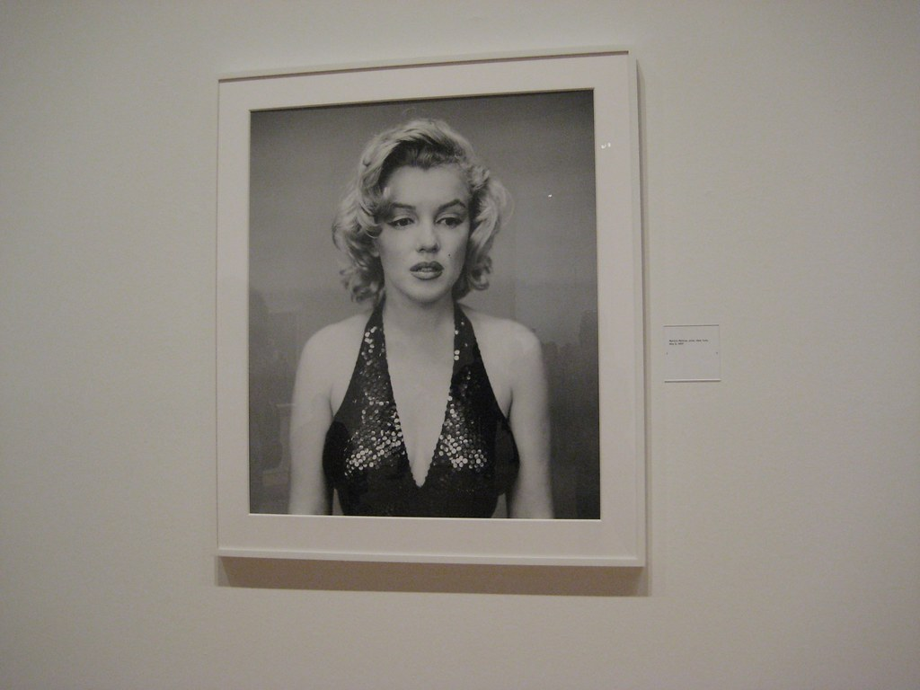 Richard Avedon Exhibit @ SF MOMA