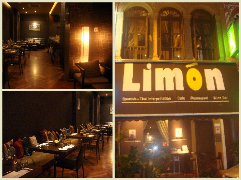 Limon - interior and exterior