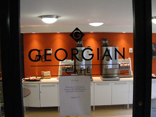 'Georgian Cafe'