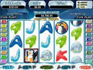 Penguin Power slot game online review