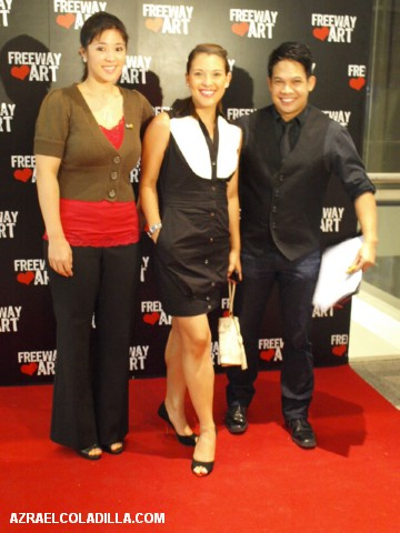 """Freeway National Artist Collectors' Series- Nick Joaquin"" Collection Launch"