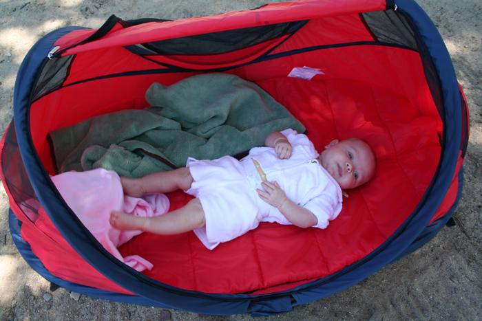 Peapod Tent