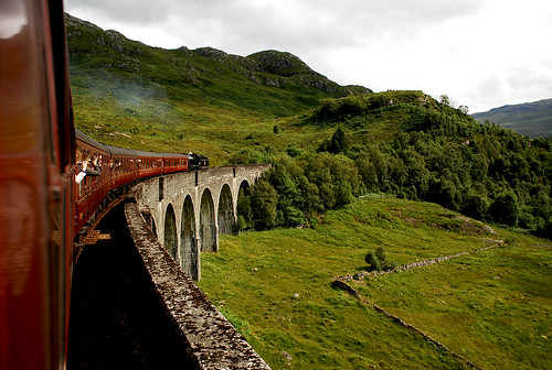 A wizard day out on the Hogwarts Express